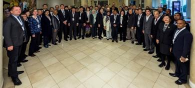 BRIDGING IOB TO ASEAN AND EUROPEAN QUALITY ASSURANCE, PIONEERED BY IQA-IOB